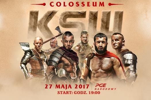 KSW COLLOSEUM 27 maja 2017